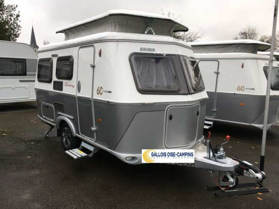 achat caravane / mobil home Eriba Triton 430 GALLOIS OISE-CAMPING