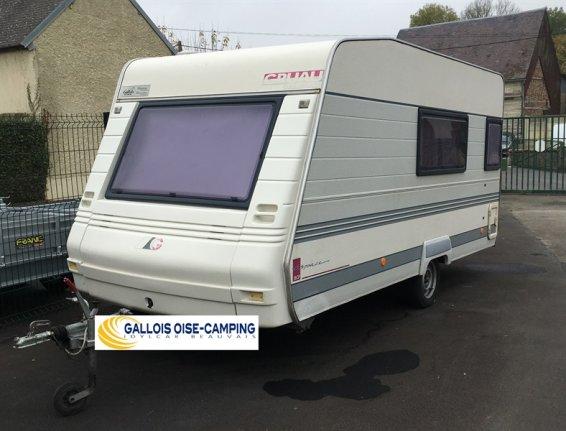 achat caravane / mobil home Gruau 39 GALLOIS OISE-CAMPING