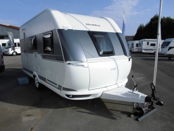 achat caravane / mobil home Hobby 440 SF De Luxe GALLOIS OISE-CAMPING
