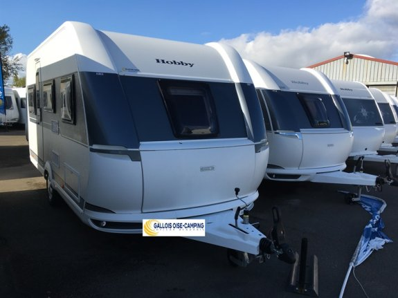 achat caravane / mobil home Hobby 455 UF De Luxe GALLOIS OISE-CAMPING