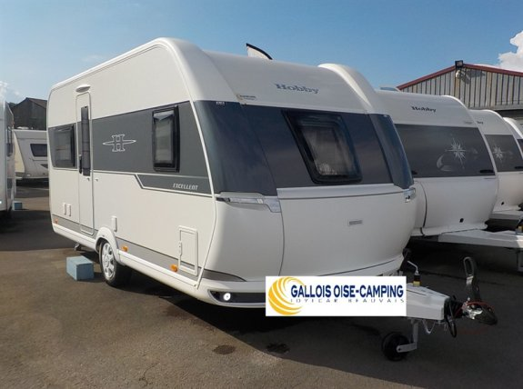 achat caravane / mobil home Hobby Excellent 460 Ufe GALLOIS OISE-CAMPING