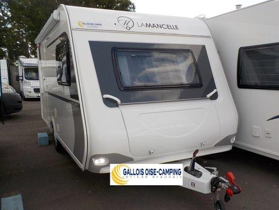 achat caravane / mobil home La Mancelle 400 CB2 GALLOIS OISE-CAMPING