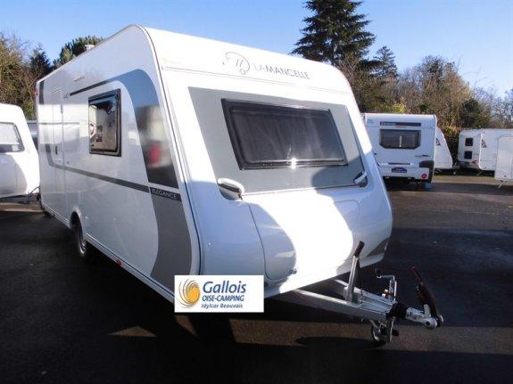 achat caravane / mobil home La Mancelle 440 Cbm Elegance GALLOIS OISE-CAMPING