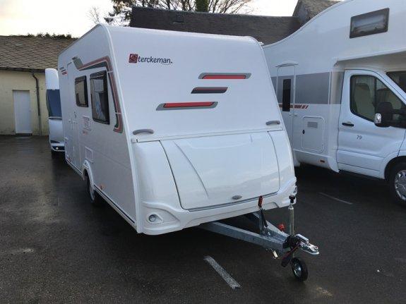 achat caravane / mobil home Sterckeman Easy 390 Cp GALLOIS OISE-CAMPING