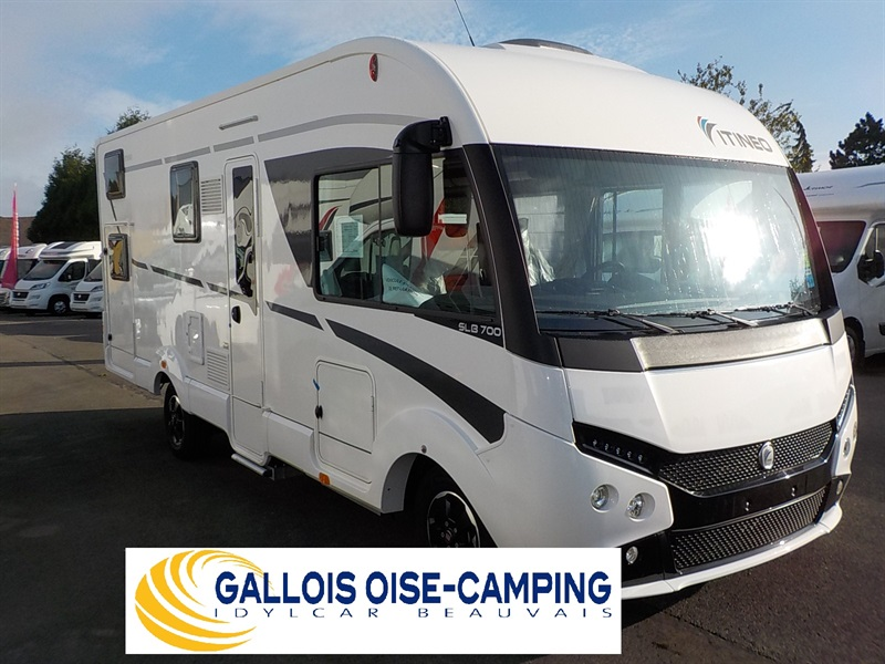itineo slb 700 neuf porteur fiat 2 3l multijet 130ch camping car vendre en oise 60 ref. Black Bedroom Furniture Sets. Home Design Ideas