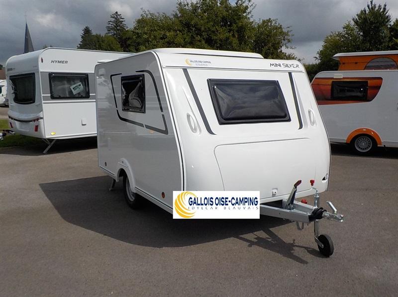 silver mini silver 270 neuf caravane vendre en oise 60 ref 12397 net campers. Black Bedroom Furniture Sets. Home Design Ideas
