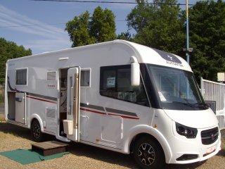 achat  Autostar I 730 LCA Passion AUTO CARAVANES LOISIRS