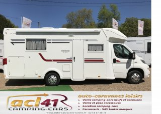 achat  Autostar Privilege P 721 Lc AUTO CARAVANES LOISIRS