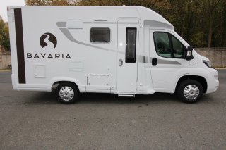 achat  Bavaria T 600 P Style AUTO CARAVANES LOISIRS