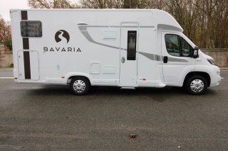 achat  Bavaria T 706 C Style AUTO CARAVANES LOISIRS