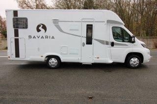 achat  Bavaria T 706 Gj Style AUTO CARAVANES LOISIRS