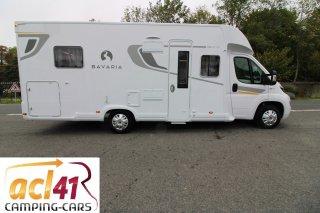 achat escc Bavaria T 746 Fc Style AUTO CARAVANES LOISIRS
