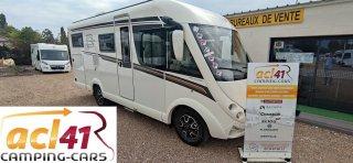 achat  Carthago C Compactline 141 Le AUTO CARAVANES LOISIRS