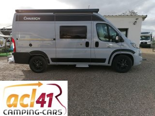 achat  Chausson 594s Road Line Vip AUTO CARAVANES LOISIRS