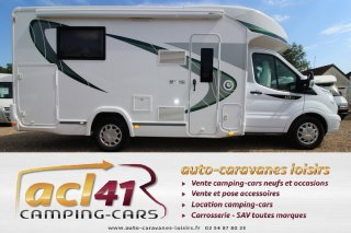 achat  Chausson 628 Special Edition AUTO CARAVANES LOISIRS
