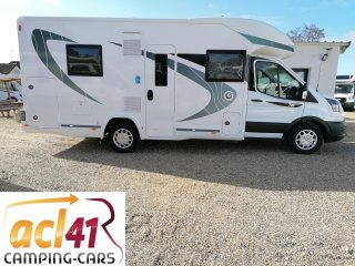 achat  Chausson 720 First Line AUTO CARAVANES LOISIRS