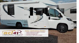 Chausson Welcome 718 Xlb occasion