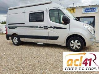 achat escc Font Vendome Master Van Xs AUTO CARAVANES LOISIRS