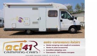 achat  Mooveo P 659 AUTO CARAVANES LOISIRS