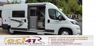 achat escc Randger R 640 AUTO CARAVANES LOISIRS