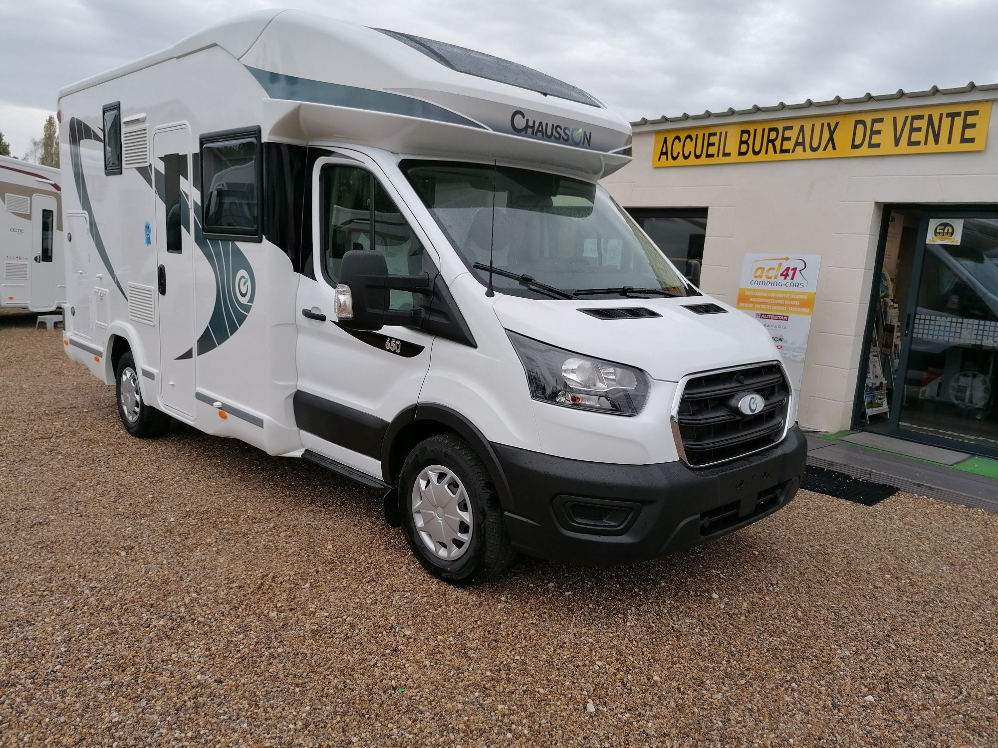 Chausson 650 First Line - 2