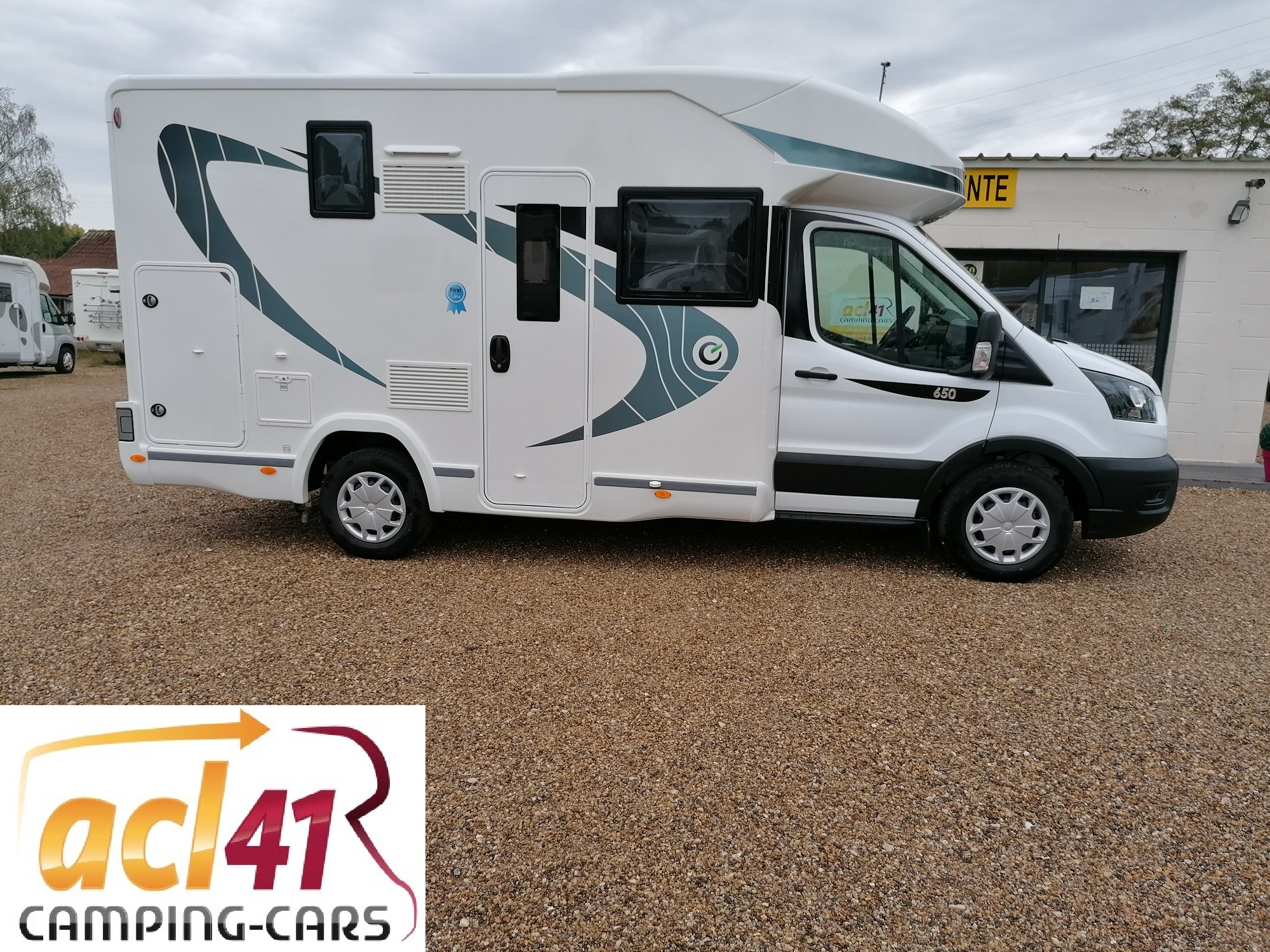 Chausson 650 First Line - 1