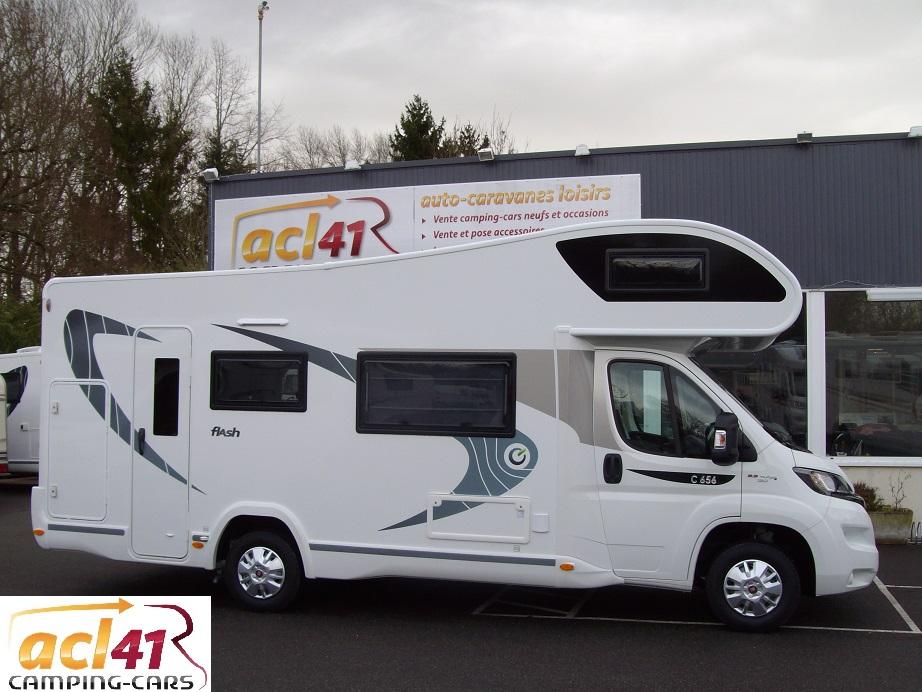 chausson c656 neuf porteur fiat ducato camping car vendre en loir et cher 41 ref 102502. Black Bedroom Furniture Sets. Home Design Ideas