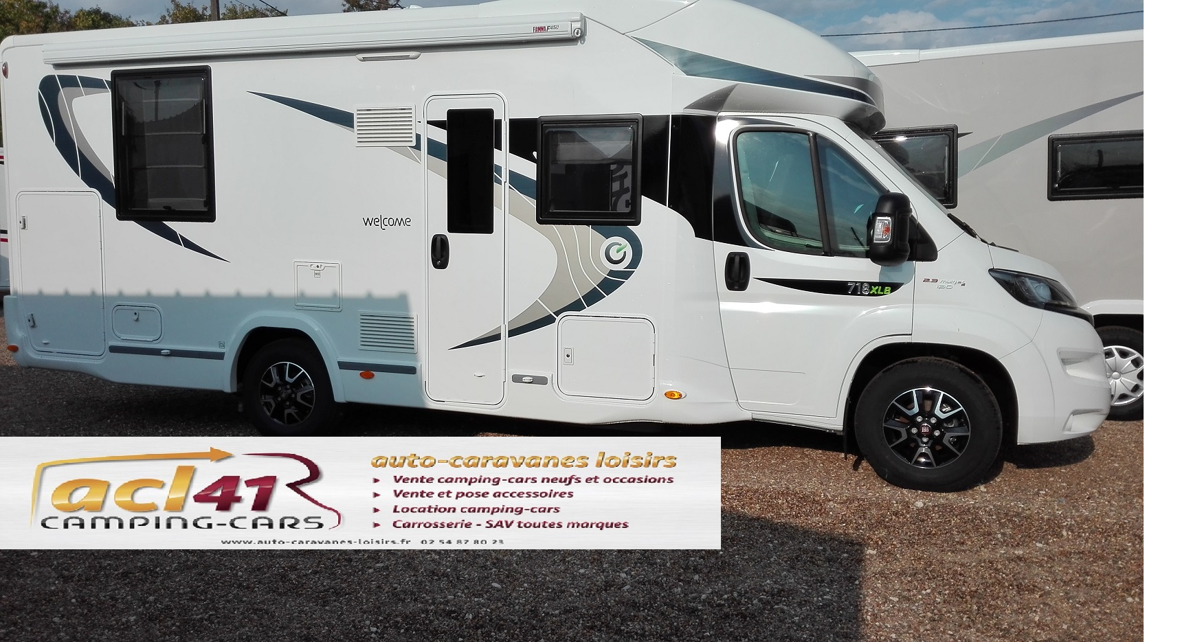 Chausson Welcome 718 Xlb - 2