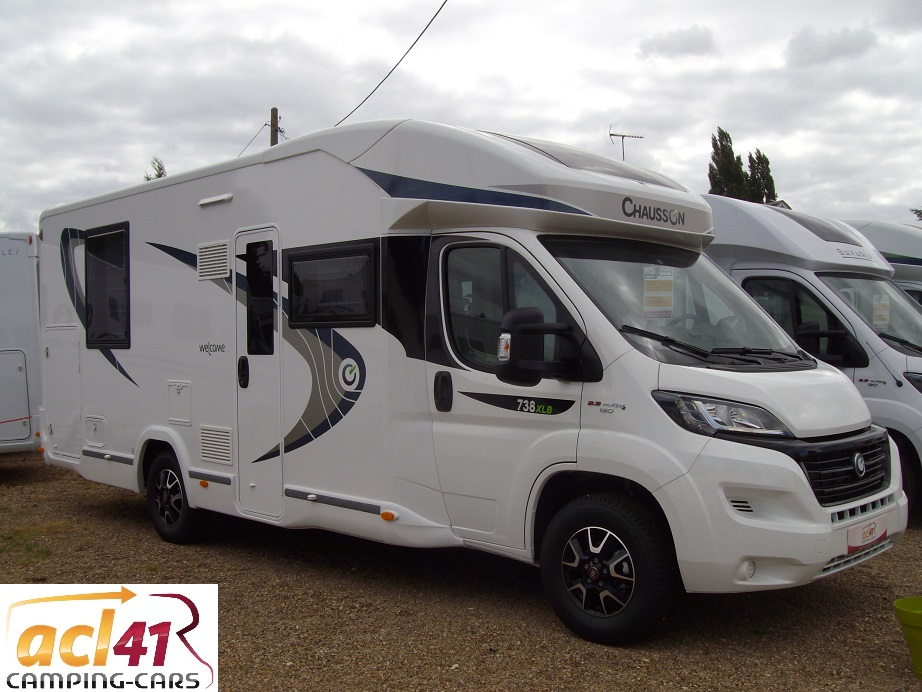 Chausson Welcome 738 Xlb - 2