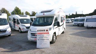 achat  Burstner Ixeo Time IT 590 AVENIR CARAVANES