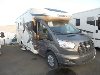 achat  Chausson Welcome 620 EXPO CAMPING SPORT