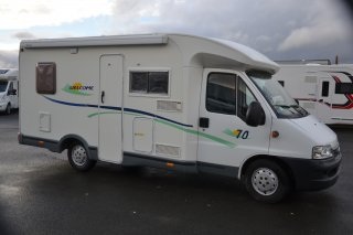 achat  Chausson Welcome 70 EXPO CAMPING SPORT