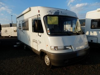achat  Hymer 544 EXPO CAMPING SPORT