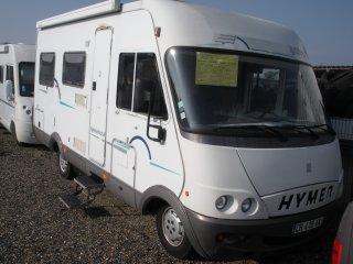 achat  Hymer B 534 EXPO CAMPING SPORT