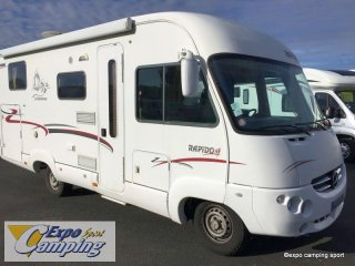 achat  Rapido 986 M EXPO CAMPING SPORT