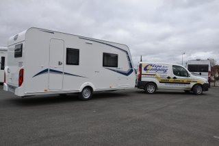 achat caravane / mobil home Caravelair 460 Antares Style EXPO CAMPING SPORT