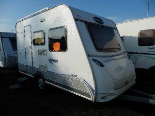 achat caravane / mobil home Caravelair Antares 370 EXPO CAMPING SPORT