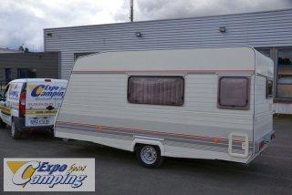 achat caravane / mobil home Sterckeman Alize 400 CP EXPO CAMPING SPORT