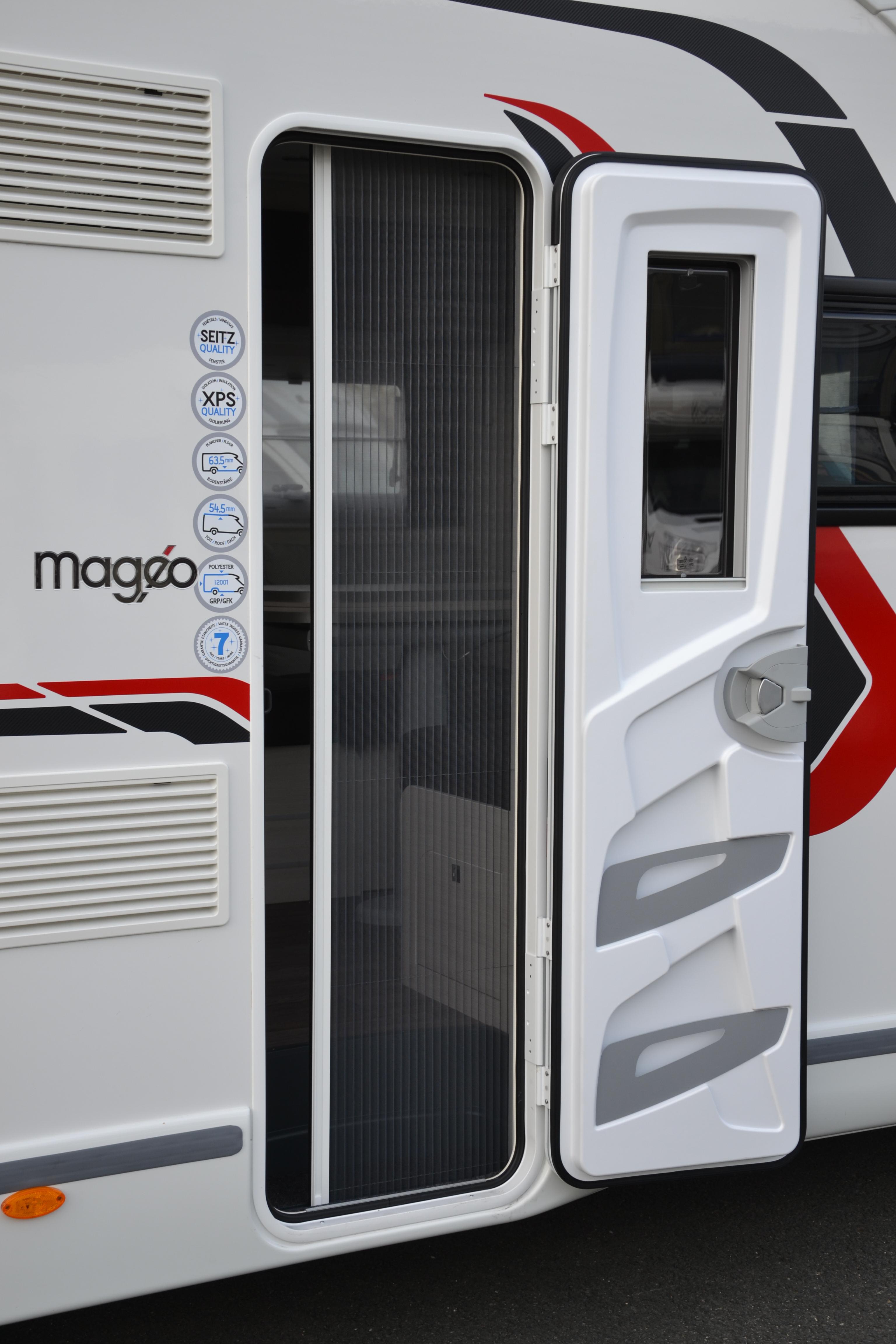 Challenger Mageo 357 - 35