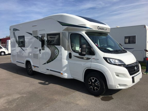 achat  Chausson 757 Special Edition MOBILCAR