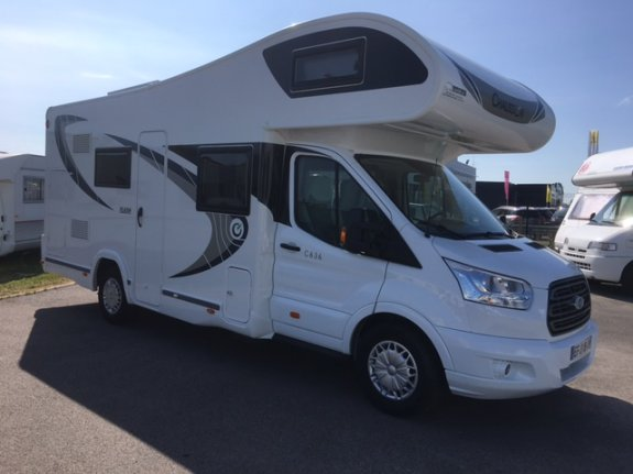 achat  Chausson C636 MOBILCAR
