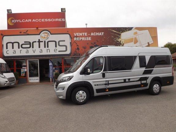 adria twin supreme 640 slb occasion - annonces de camping car en vente