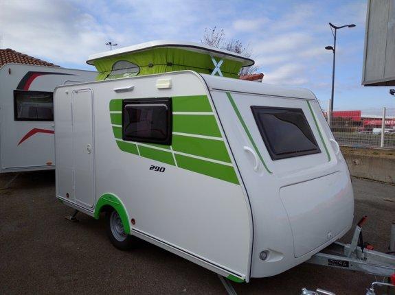 achat caravane / mobil home Mini Freestyle 290 MARTIN CARAVANES