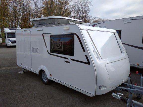 achat caravane / mobil home Mini Freestyle 390 MARTIN CARAVANES