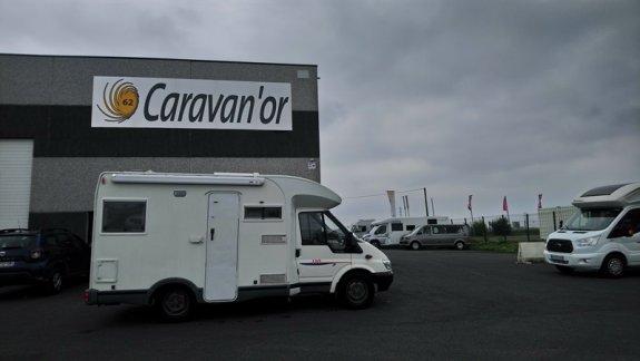 achat  Challenger 110 CARAVAN`OR 62
