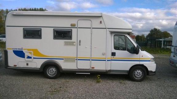 achat  Eura Mobil Camping car CARAVAN`OR 62