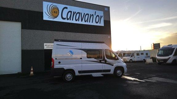 achat  Knaus BoxStar 540 Road MQ CARAVAN`OR 62