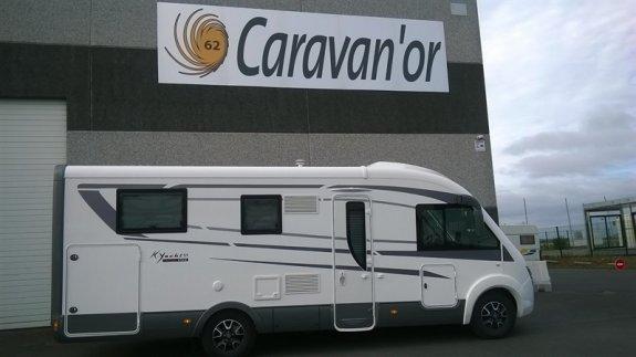 achat  Mobilvetta K Yacht Mh 89 CARAVAN`OR 62