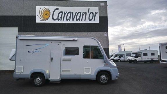 achat  Pilote City Van 57 CARAVAN`OR 62