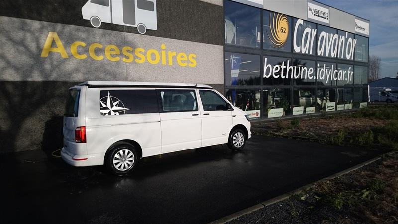 westfalia kepler six neuf porteur vw transporteur t6 2l tdi 150ch diesel camping car vendre. Black Bedroom Furniture Sets. Home Design Ideas